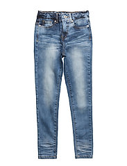 Bruce slim jeans - LIGHT BLUE