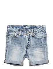 Arvada shorts - LIGHT BLUE