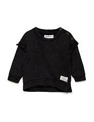 Lu Sweater - BLACK WASHED