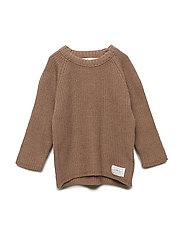 Nicolas sweater - BROWN