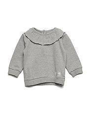 Rise Sweater - GREYMELANGE
