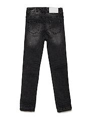Madison Jeans - BLACK WASHED