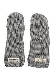 Noor Glove - GREYMELANGE
