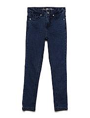Bruce slim jeans - DARK BLUE