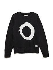 Jan Sweater - BLACK WASHED