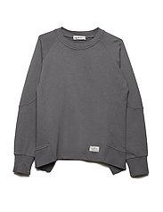 Laleh Sweater - GRAPHITE