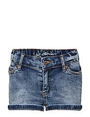 Savannah shorts - BLUE