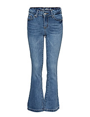 Lucy flare jeans - BLUE