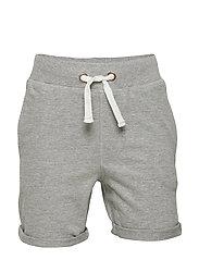 Bastian shorts - GREYMELANGE
