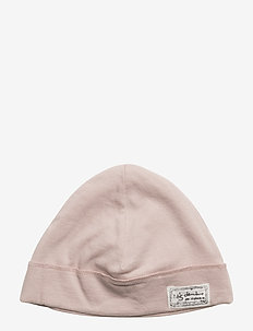 Ian Beanie - hats - pink