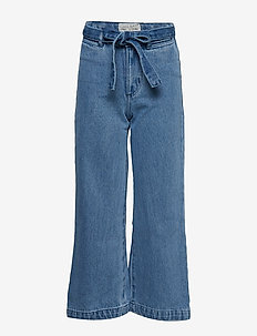 Fo wide jeans - BLUE