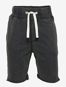 Bastian shorts - BLACK