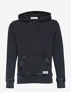 Bernard hood - BLACK