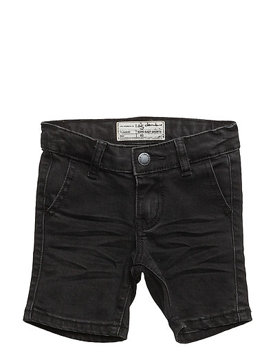 Soho shorts - BLACK