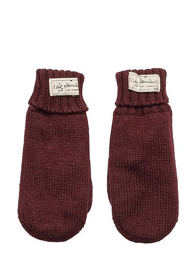 Morris gloves - BURGUNDY