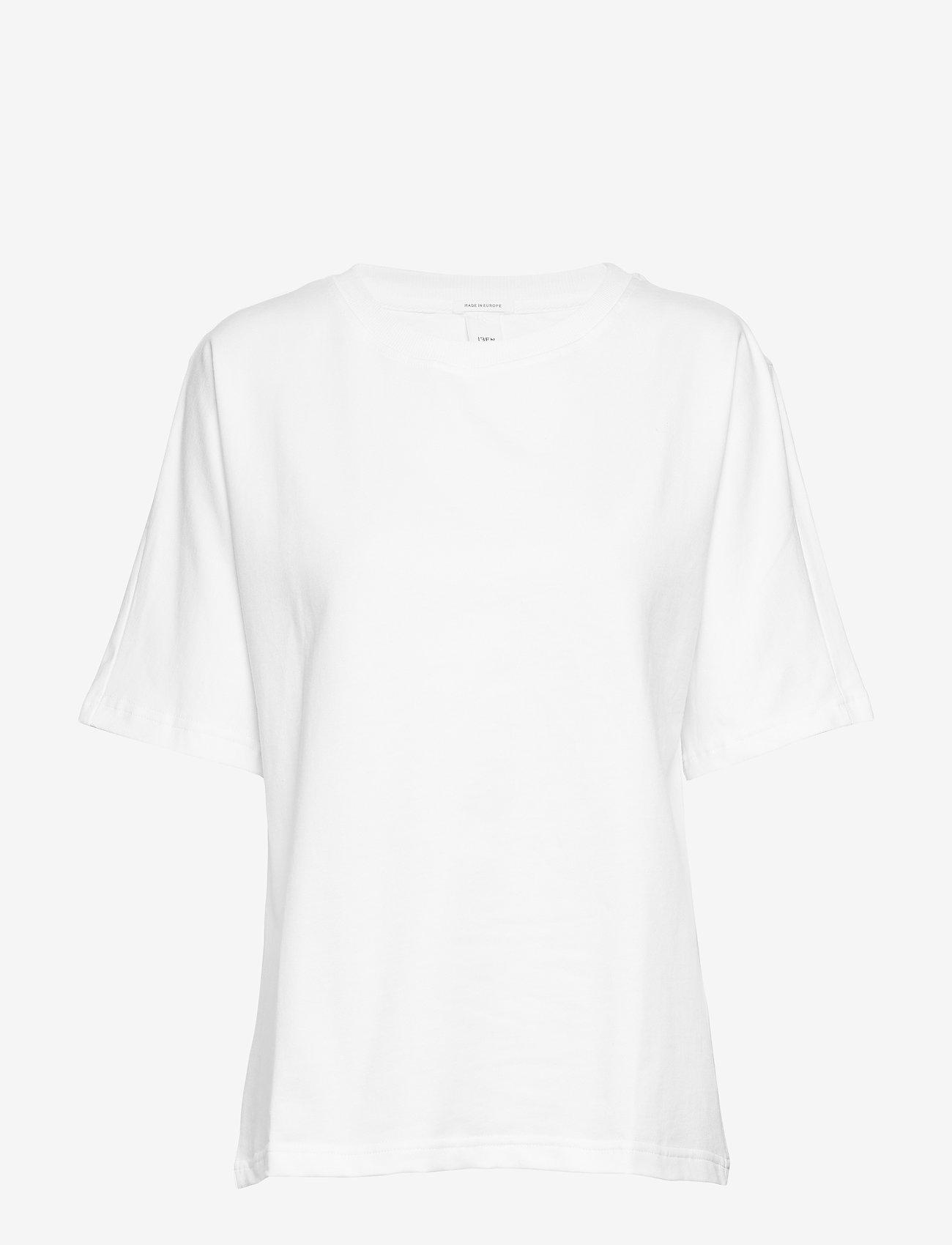 IBEN - Andre Tee - basic t-shirts - white