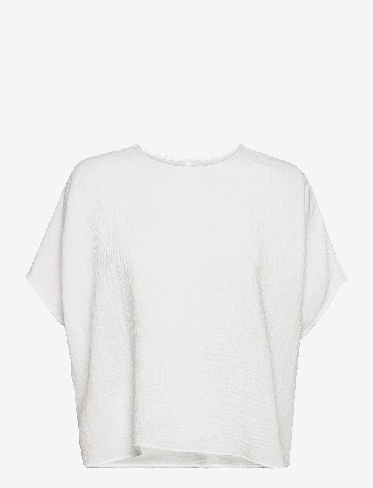 IBEN - Jett Top - t-shirts - white - 1