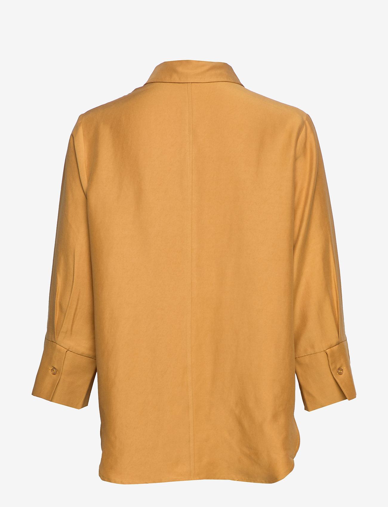 IBEN - Teon Shirt STG - pitkähihaiset paidat - spice