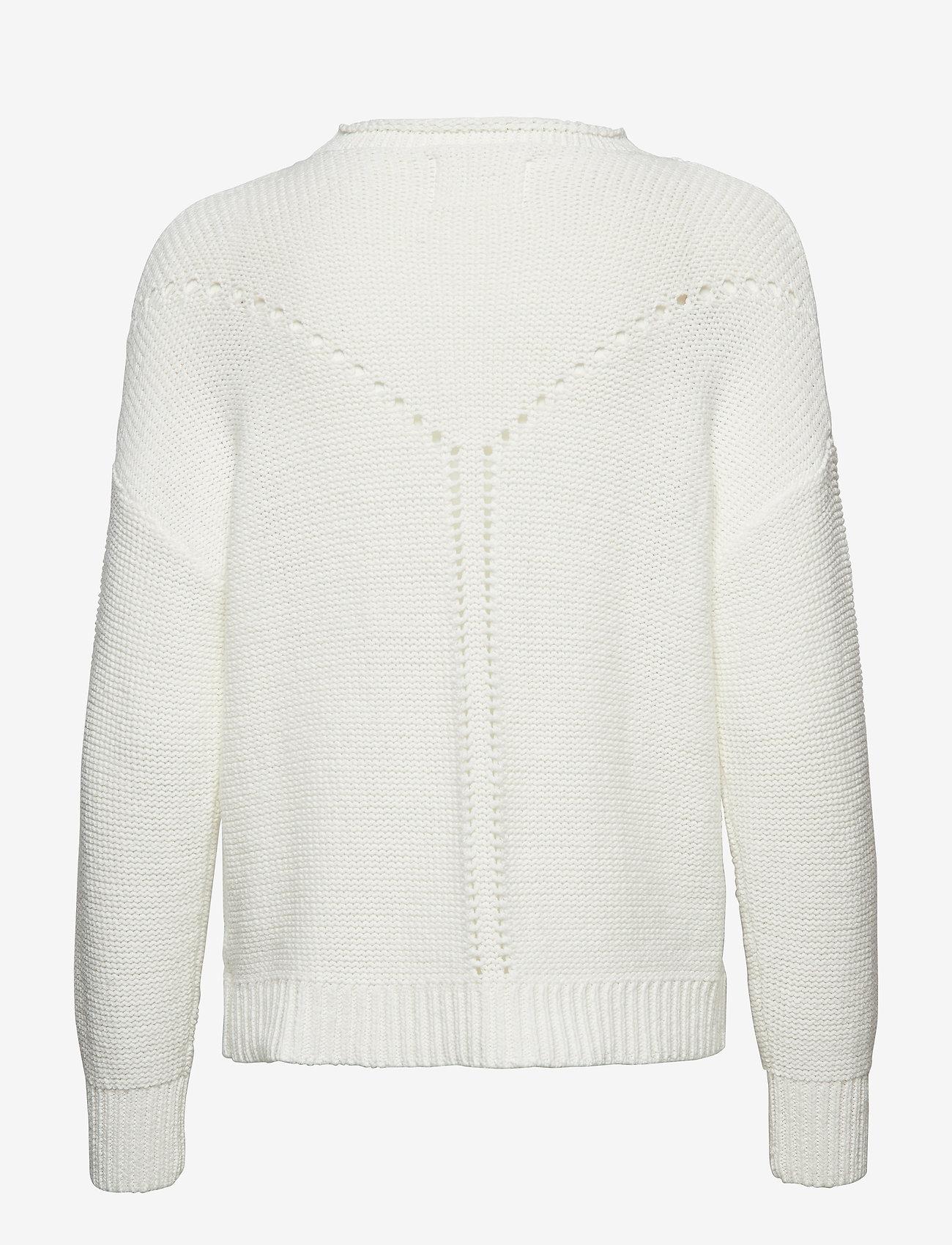 IBEN - Ellis Sweater - jumpers - off white