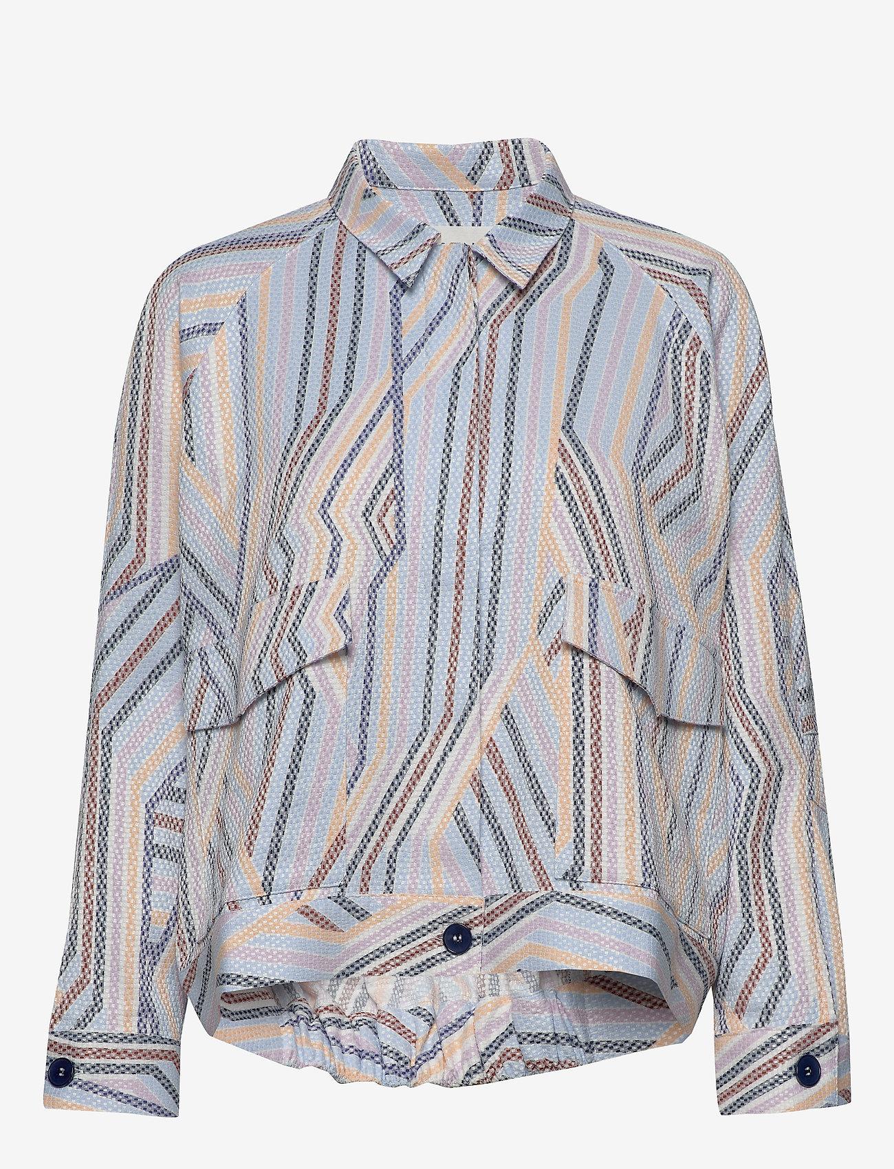 IBEN - Talon Jacket AN - lichte jassen - white - 1
