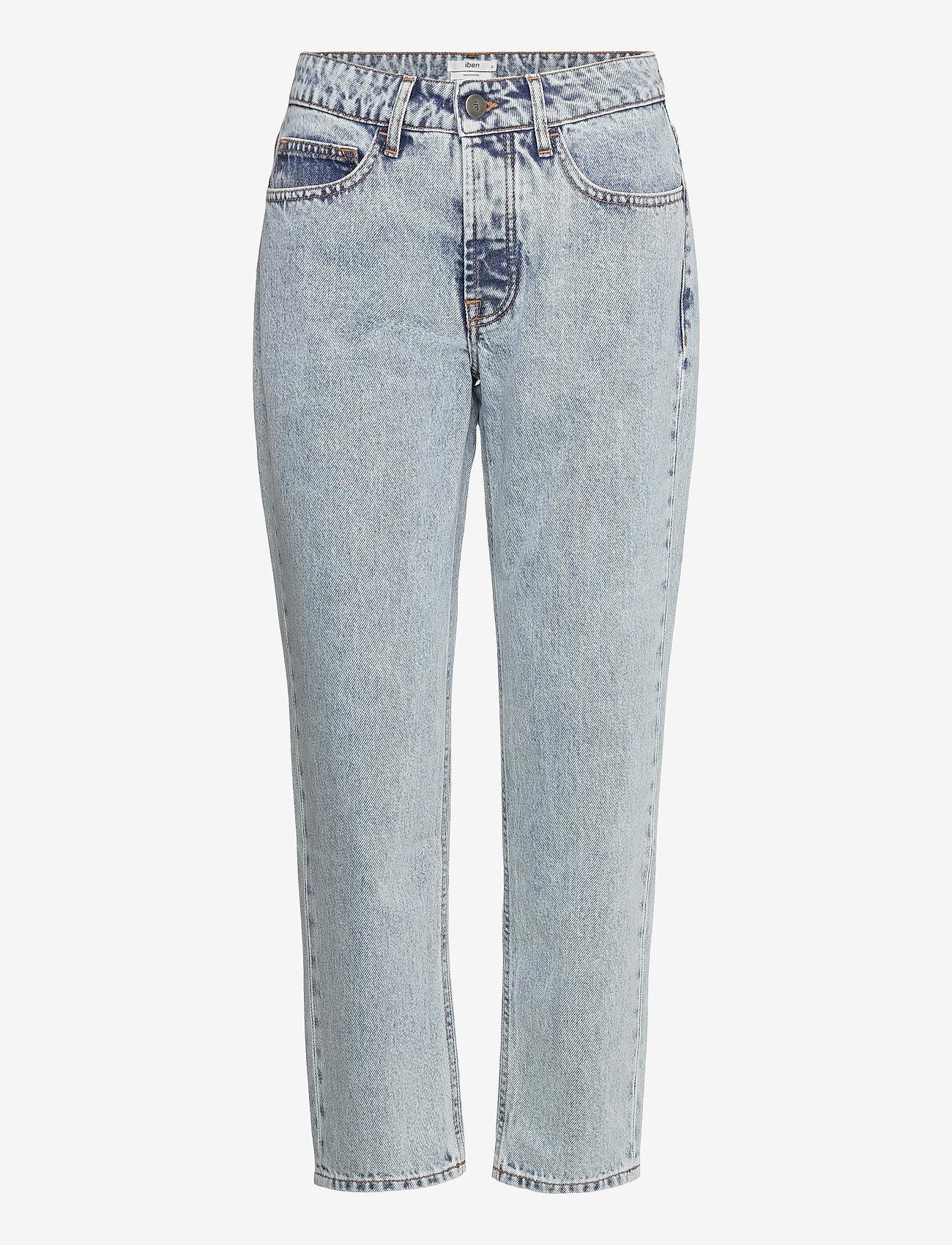 IBEN - Terrence Tomboy Jean - mom-jeans - vintage blue - 1