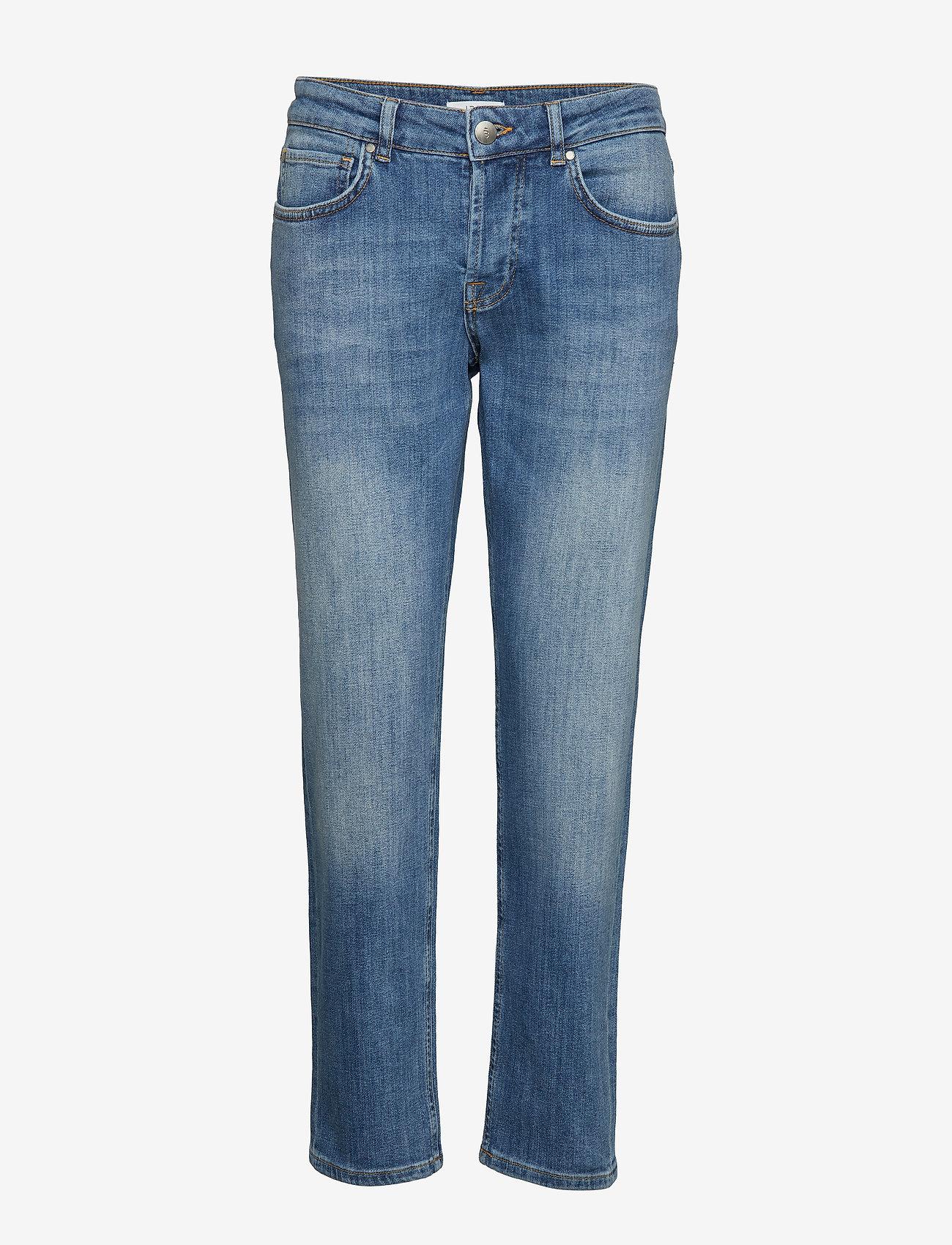 IBEN - Frankie Girlfriend - straight jeans - medium blue - 0