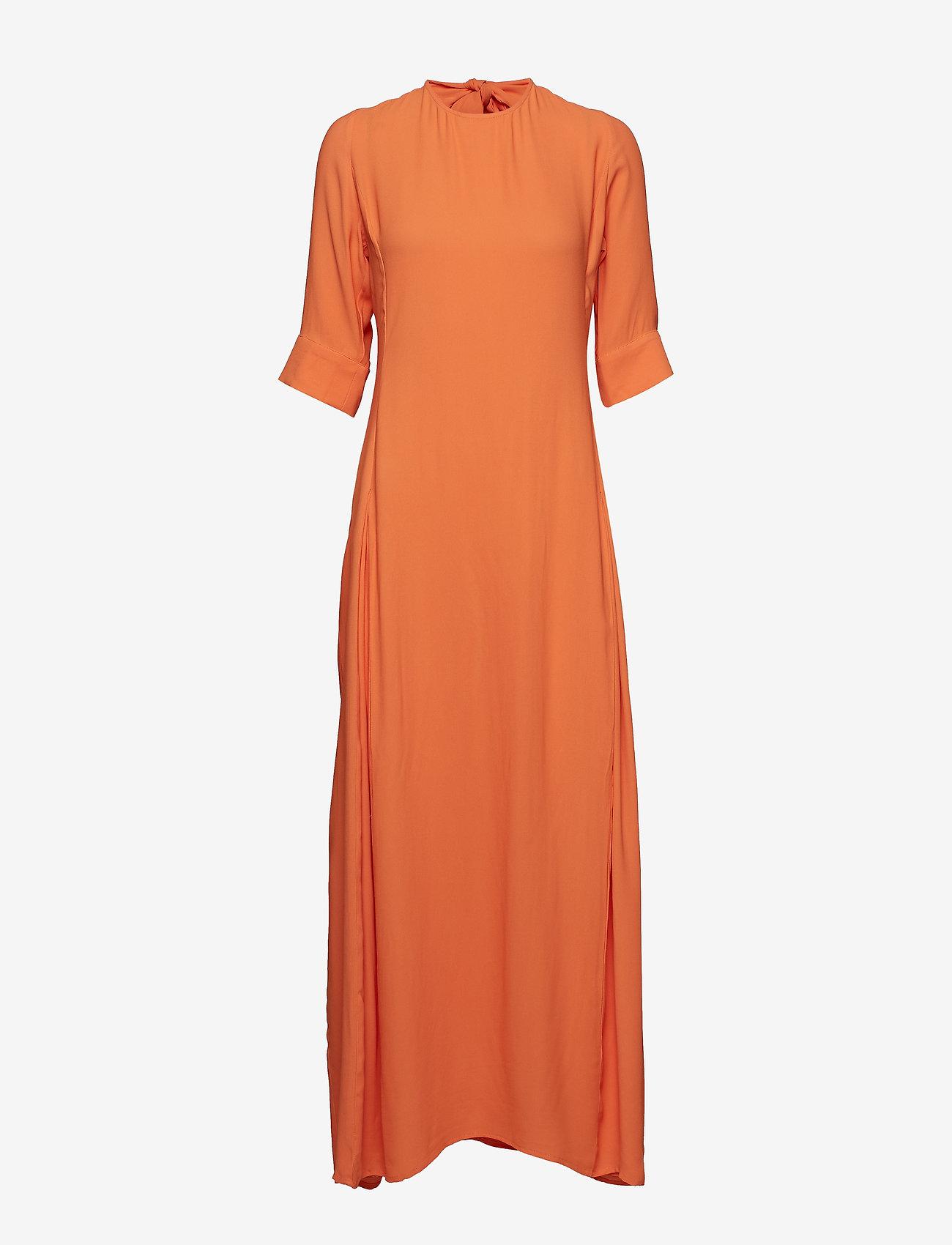 IBEN - Phoenix Dress - maxi dresses - coral