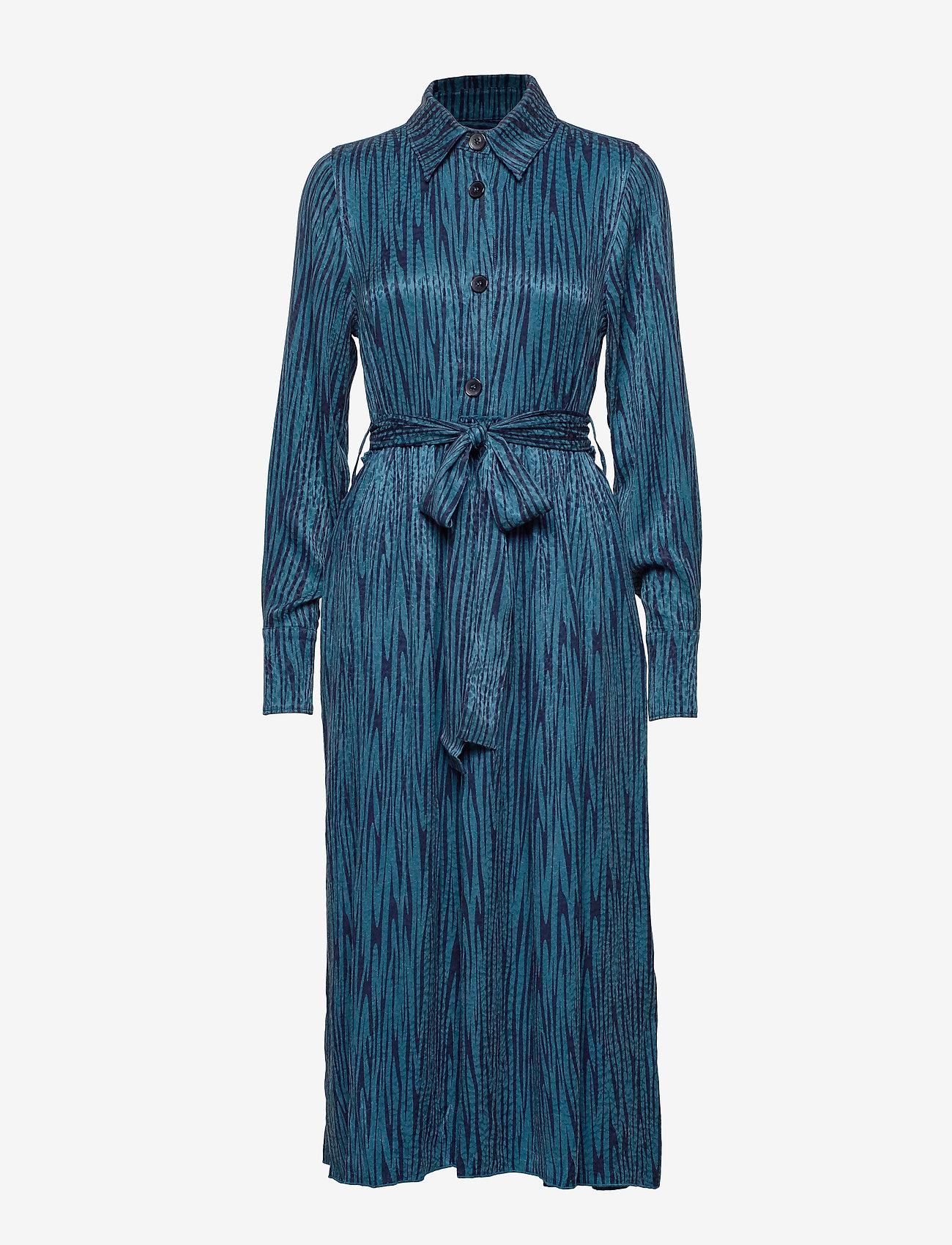 IBEN - Keon Dress STG - paitamekot - blue iris
