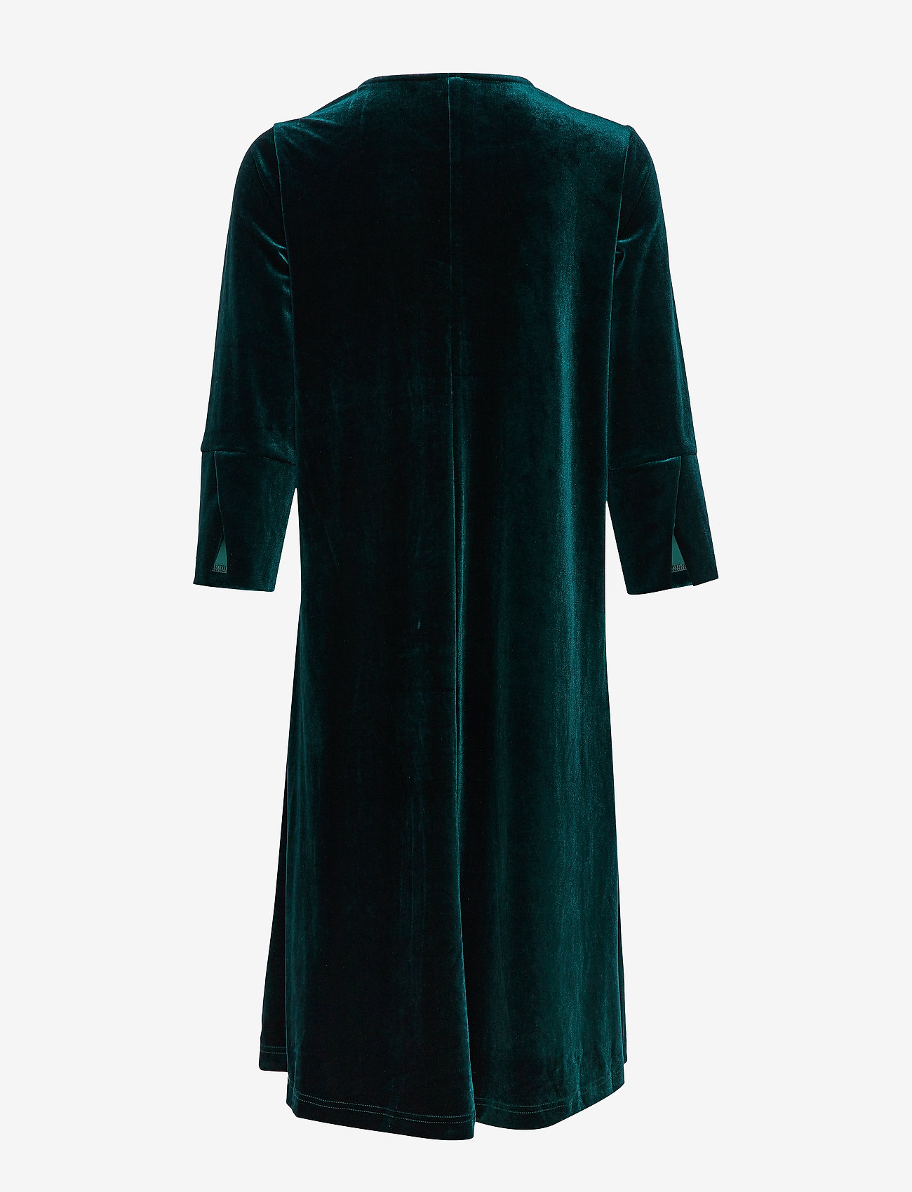 IBEN - Kobi Dress ST - robes midi - pine green - 1