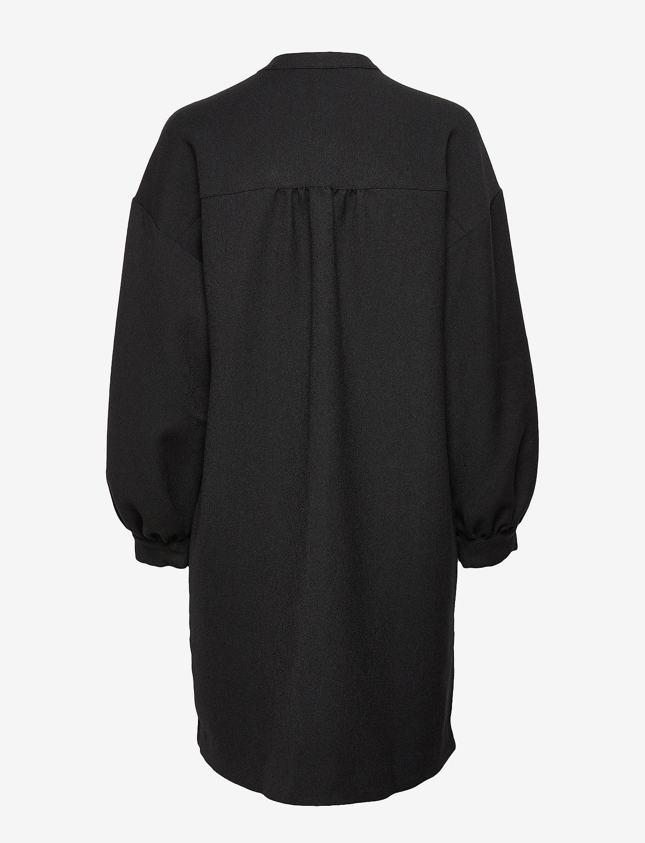 IBEN - Viggo Dress ST - blousejurken - black - 1