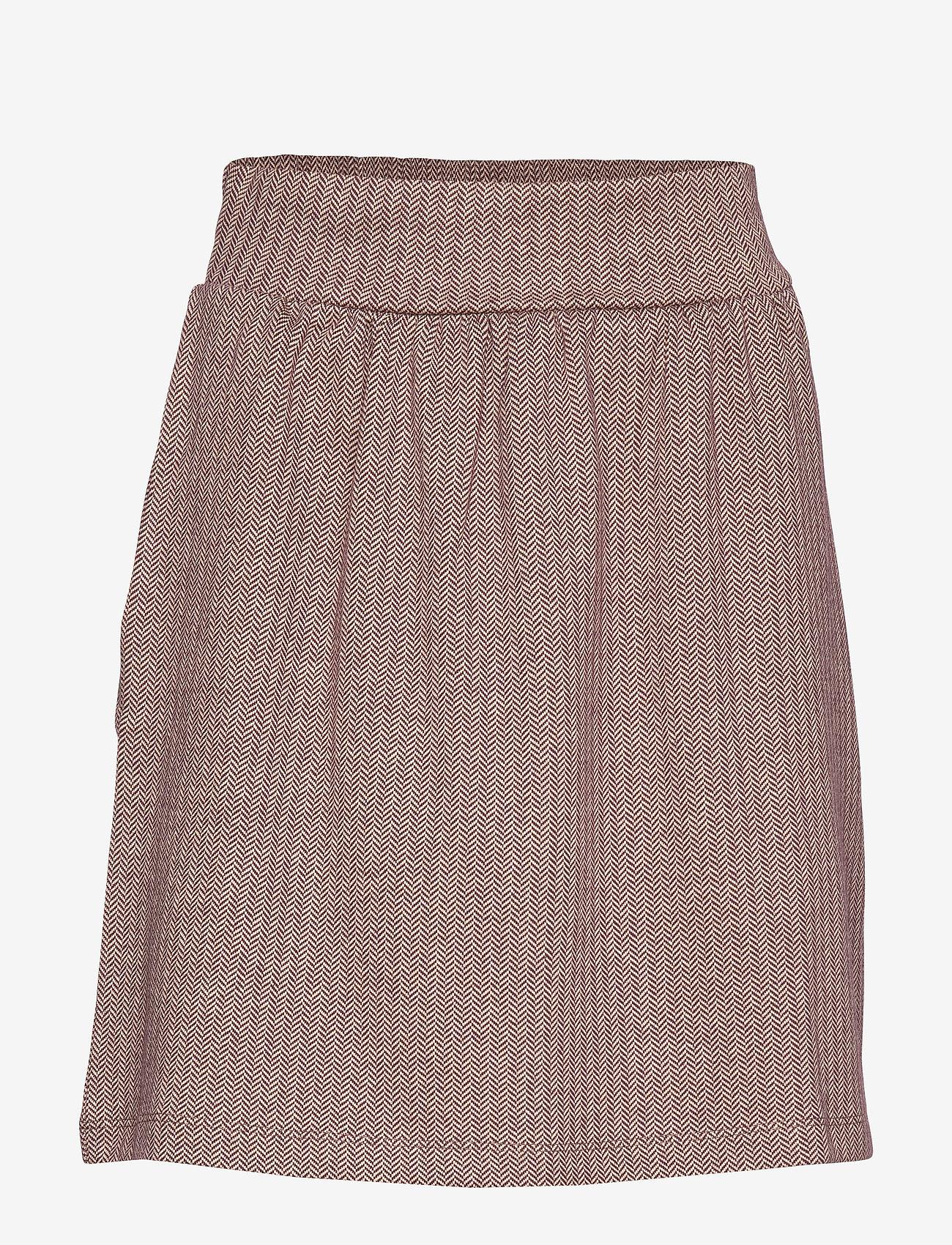 IBEN - Even Skirt STG - lyhyet - vineyard wine
