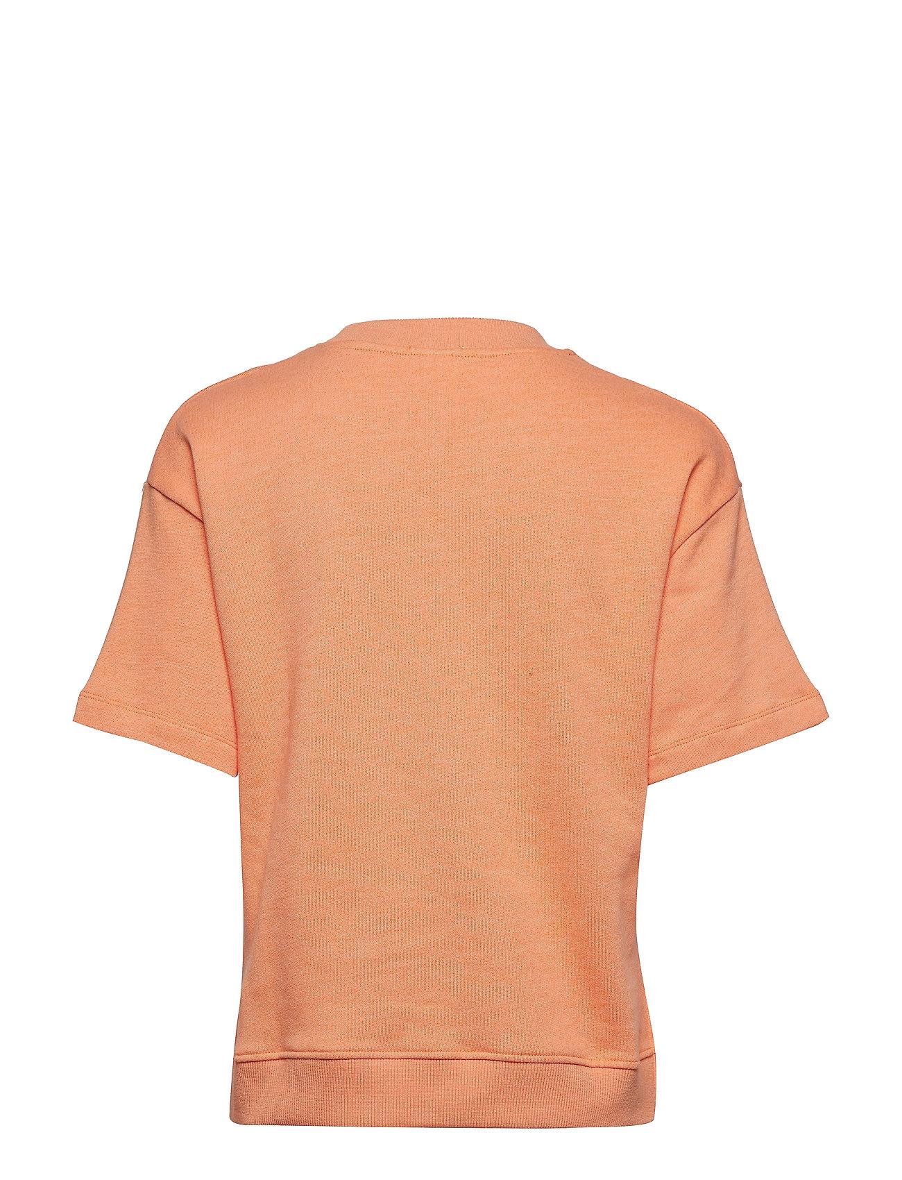 IBEN - Lenny Tee - basic t-shirts - coral