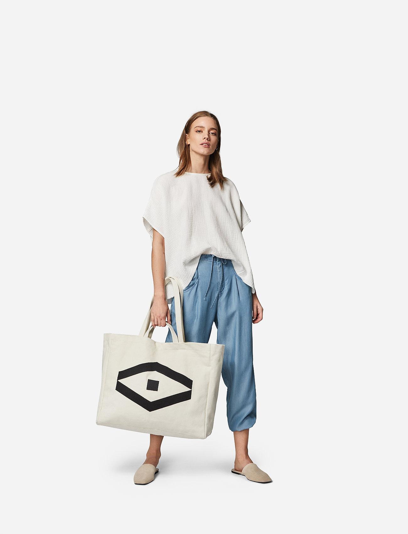 IBEN - Jett Top - t-shirts - white - 0
