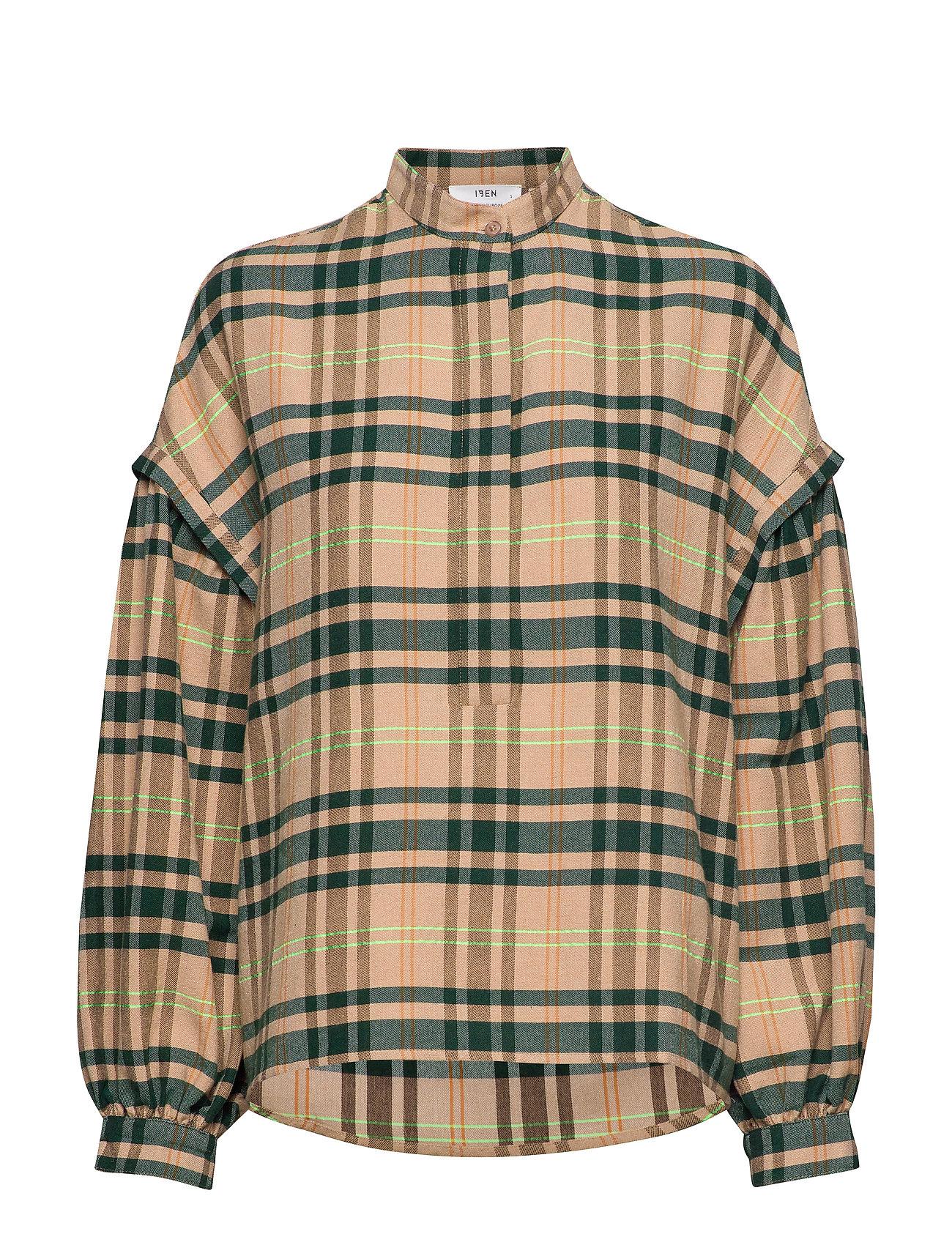 IBEN Charles Shirt ST - MOONLIGHT