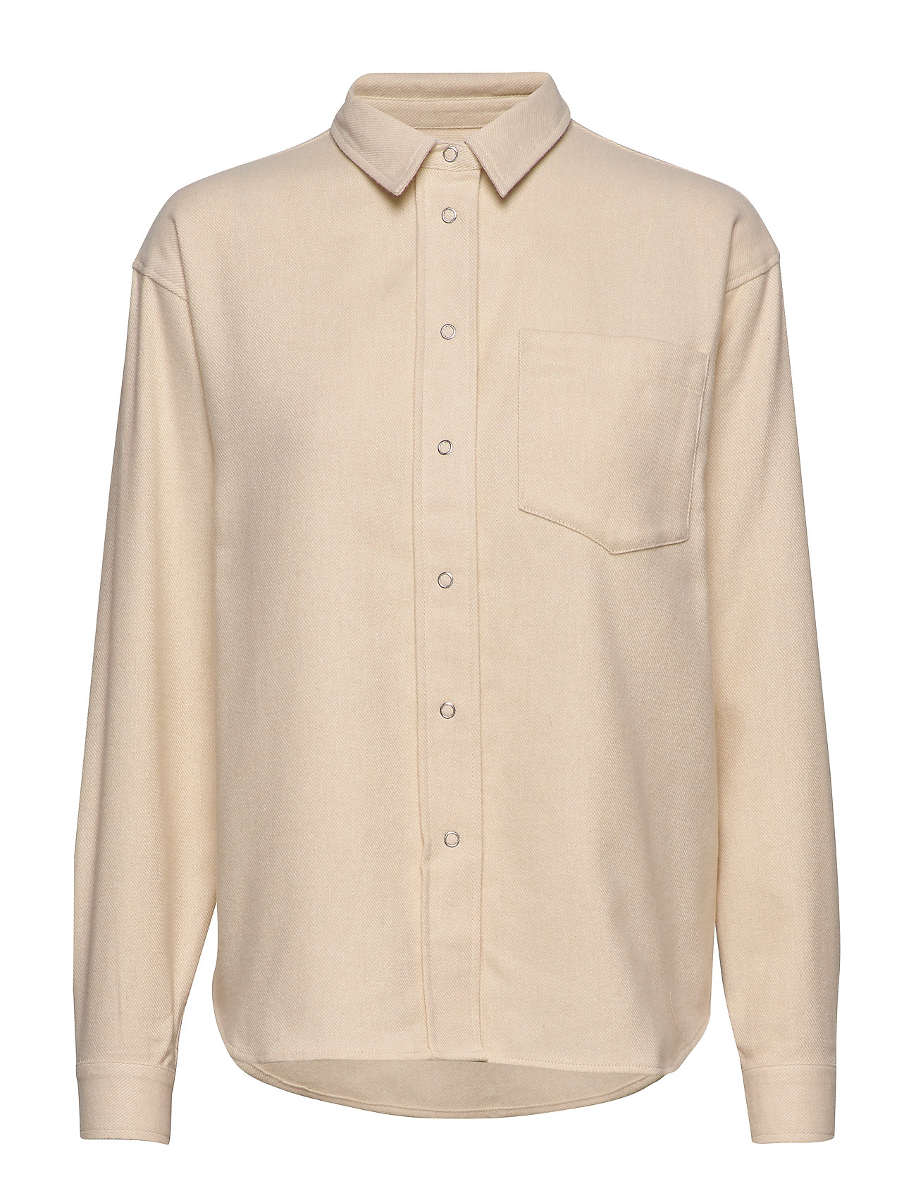 IBEN Sone Shirt ST - FROSTED WHITE