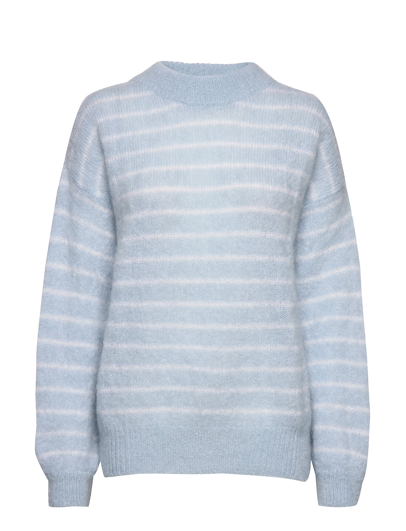Image of Albert Sweater Awn Strikket Trøje Blå IBEN (3338944841)