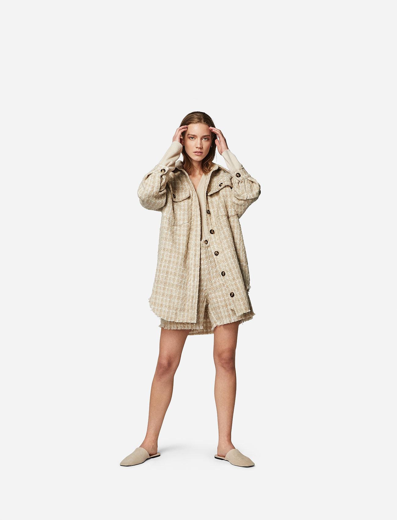 IBEN - Raw Shorts - shorts casual - moonlight - 0