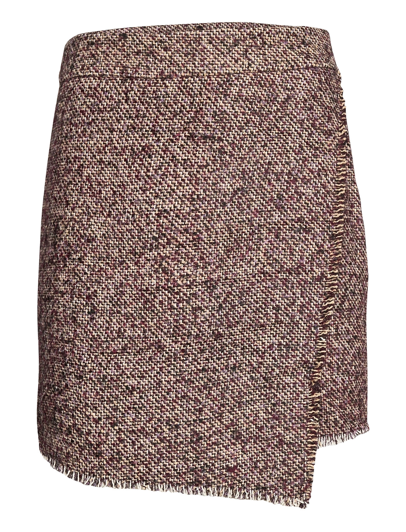 Image of Warren Skirt Wp Kort Nederdel Rød IBEN (3470939153)
