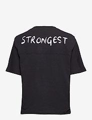 IBEN - Andre Tee STG - t-shirts - black - 1