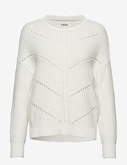 IBEN - Ellis Sweater - jumpers - off white - 0