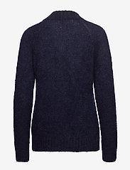 IBEN - Monty Sweater STG - neulepuserot - blue iris - 1