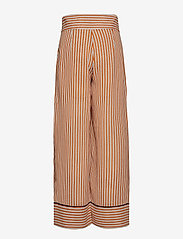 IBEN - Pat Pant - wide leg trousers - flame - 1