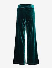 IBEN - Kobi Pant ST - uitlopende broeken - pine green - 1