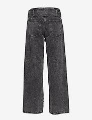 IBEN - Hayden Jean AN - szerokie dżinsy - washed black - 2