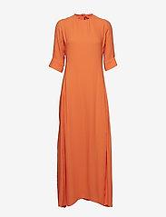 IBEN - Phoenix Dress - maxi dresses - coral - 0