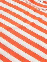 IBEN - Victor Tee - striped t-shirts - flame - 2