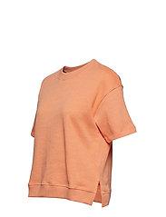 IBEN - Lenny Tee - basic t-shirts - coral - 2