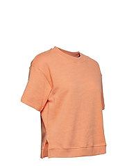 IBEN - Lenny Tee - basic t-shirts - coral - 3