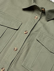 IBEN - Asher Shirt STG - pitkähihaiset paidat - ash green - 2