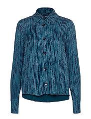 Keon Shirt STG - BLUE IRIS